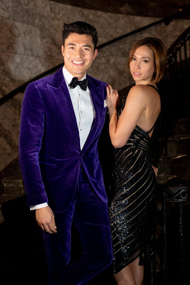 """<b>Who Said it?</b>Liv Lo Golding to Henry Golding  The<i>Last Christmas</i>star is endlessly grateful that his now-wife-of-three-years made a move in """"the club"""" at a New Year's Eve party. """"I saw her from afar and she was like this wild cat — and I was kind of just getting over my hangover from the day previous — and I was like, 'I have no time nor energy to spend on getting to know this girl,'""""<a href=""""https://www.youtube.com/watch?v=U7YO_NUQ6xE""""> he explained on<i>Live with Kelly and Ryan</i>.</a>  Since he was failing to approach her, Lo Golding decided to shoot her shot """"halfway through the night"""" as the actor was heading to the bathroom. """"She just steps in my way and she's like, 'Why haven't you said hello to me yet? I'm leaving tomorrow and you're never going to see me again — what are you going to do about it?'"""" he said.  The lovebirds hit it off at brunch the next day, and made it through a long distance relationship between Tokyo and Singapore before tying the knot. """"It's hot when a girl just takes you pretty much by the collar,"""" Golding said of the strategy that started it all."""