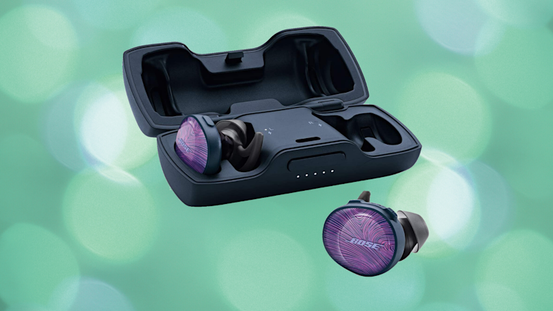 These wireless earbuds are on sale for 30 percent off. (Photo: Bose)