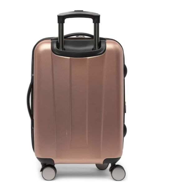 One travel companion who'll never irritate or embarrass you, or fall asleep, drooling, on your shoulder? Kenneth Cole! (Photo: Nordstrom Rack)