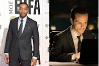 "<p>The<em> 12 Years a Slave</em> star <a href=""http://www.vulture.com/2014/12/new-james-bond-movie-sony-leaks-blofeld.html"" rel=""nofollow noopener"" target=""_blank"" data-ylk=""slk:appeared to decline"" class=""link rapid-noclick-resp"">appeared to decline</a> a hefty paycheck to play the villainous role of C in the 2015 James Bond entry, <em>Spectre</em>. <a href=""http://variety.com/2014/film/news/mgm-allegedly-battled-to-cut-james-bonds-300-million-plus-budget-sony-hack-latest-1201376924/"" rel=""nofollow noopener"" target=""_blank"" data-ylk=""slk:Emails from the Sony hack"" class=""link rapid-noclick-resp"">Emails from the Sony hack</a> indicated that <em>Sherlock</em>'s Andrew Scott snapped up the role for a million dollars less.</p>"