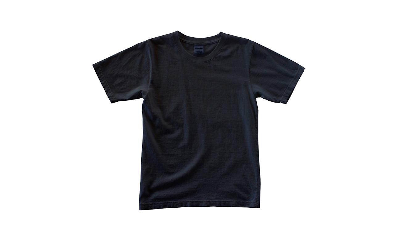 """<p>Everybody is a fashion lifestyle brand that utilizes ethical manufacturing, launched in 2016 by Iris Alonzo and Carolina Crespo. Their signature piece is the Trash Tee,<span> made from recycled cotton that would've otherwise been sent to landfills or used in the production of cotton swabs and bandage pads.</span><br /><br /><br />Classic Trash Tee, $25, <a rel=""""nofollow"""" href=""""https://everybody.world/product/classic-trash-tee/"""">everybody.world</a> </p>"""