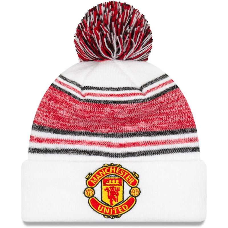 Women's United Cuffed Knit Hat with Pom