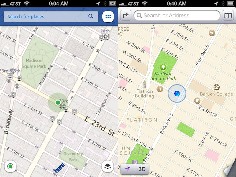 Nokia Here for iOS Has Excellent Transit Maps, Needs Polish [HANDS ON]