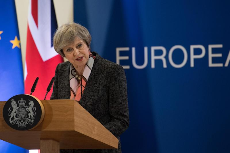 Theresa May is expected to formally trigger Article 50 this week: Getty