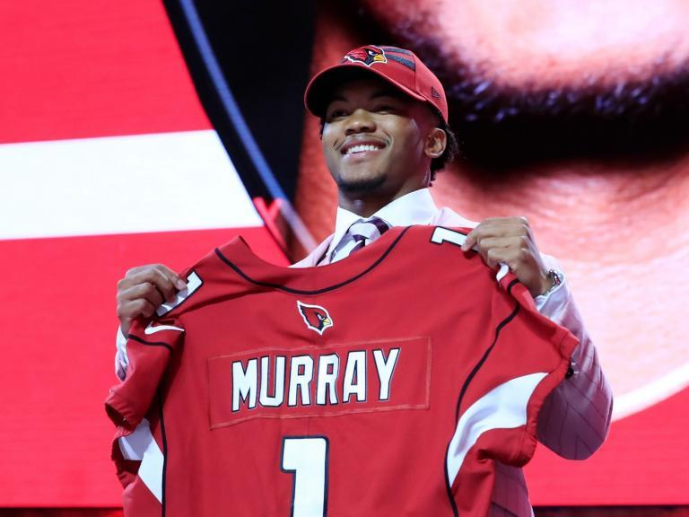 NFL Draft 2019 LIVE - Every first round pick, grades and more as Kyler Murray goes first overall