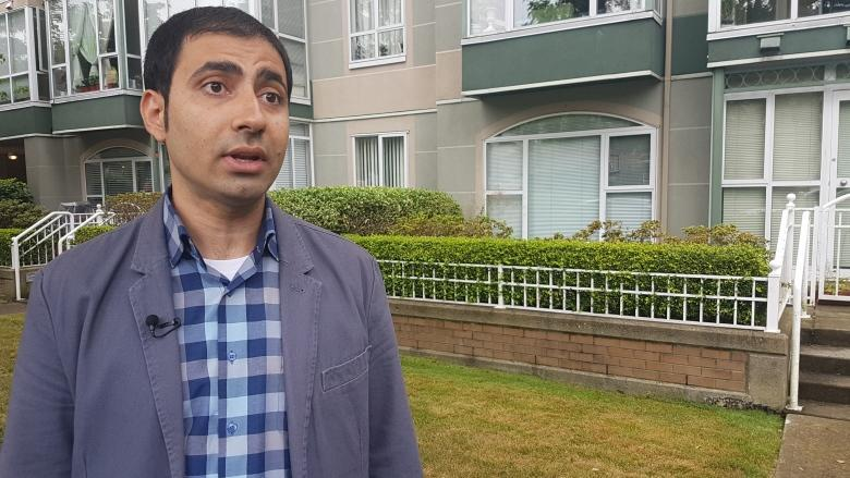 B.C. foreign real estate buyer tax leaves Iranian man set to lose thousands on first home