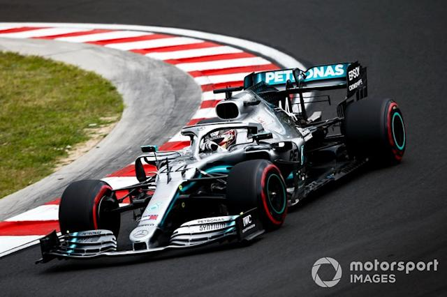 "Lewis Hamilton, Mercedes AMG F1 W10 <span class=""copyright"">Andrew Hone / LAT Images</span>"