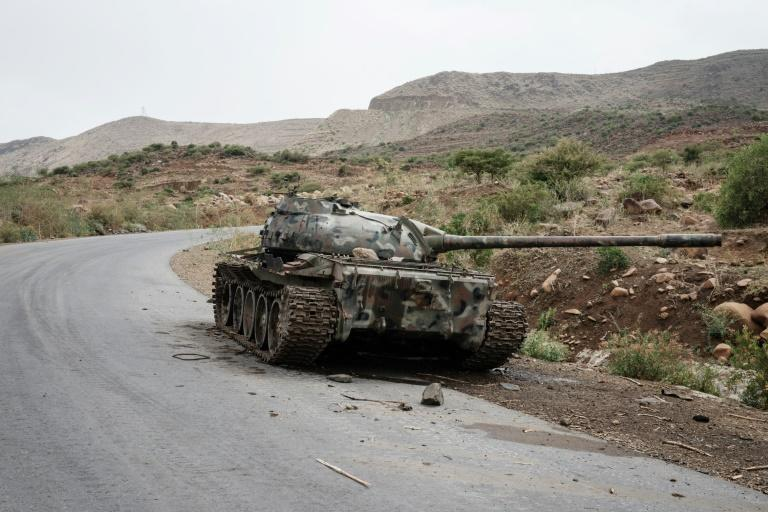 Fighting has been going on in Tigray since a government offensive launched in November 2020