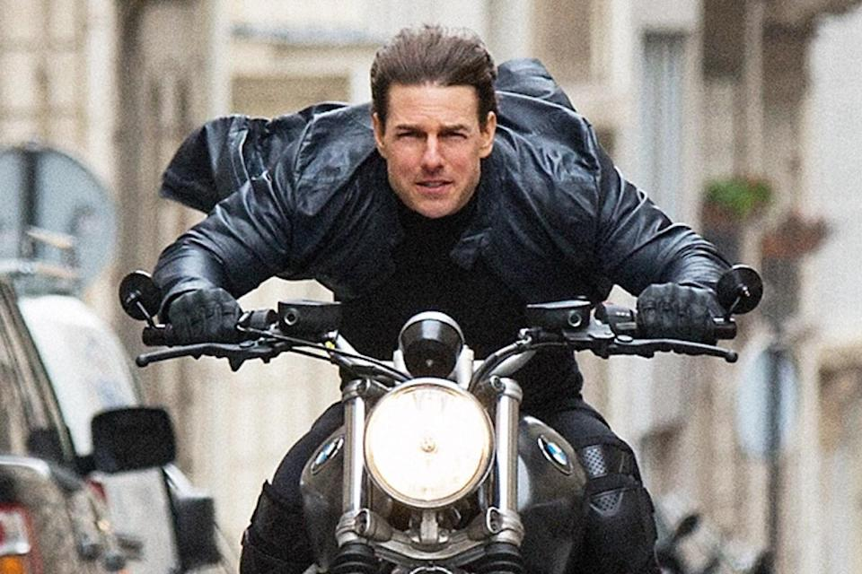 Mission Impossible 7- Final release date