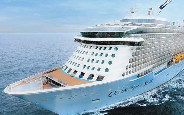 Quantum of the Seas is still among the largest cruise ships in the world