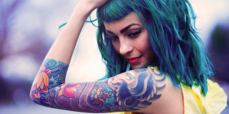 Getting Lots of Tattoos Might Actually Be Good for You