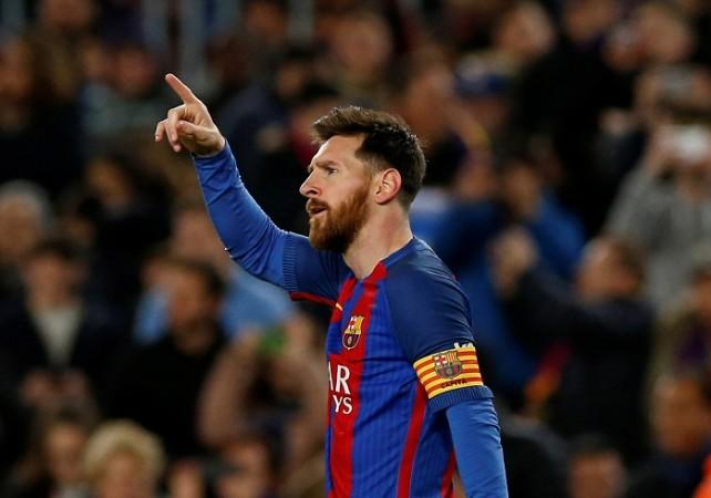 Lionel Messi, Barcelona, Lionel Messi goals, Barcelona vs Celta Vigo