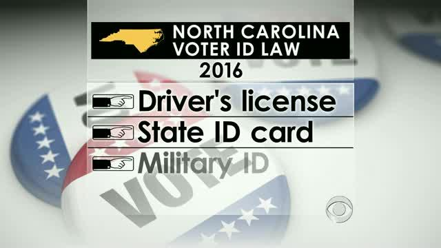 Critics say N.C.'s voter ID law will make it hard for them to vote