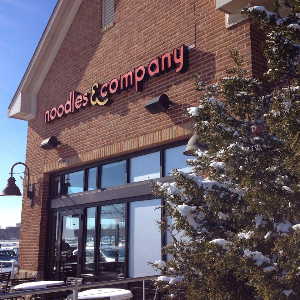 <p>Depending on the location, your local Noodles & Company location should be open this New Year's Day! Get to slurping, my friends.</p>