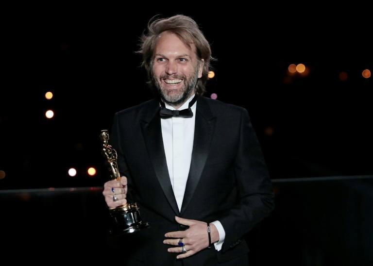 French writer Florian Zeller won the Oscar for best adapted screenplay for 'The Father', which he also directed