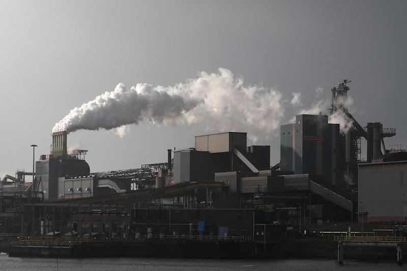 Workers End Three-week Strike at Tata Steel's Dutch Plant after Agreement on Jobs