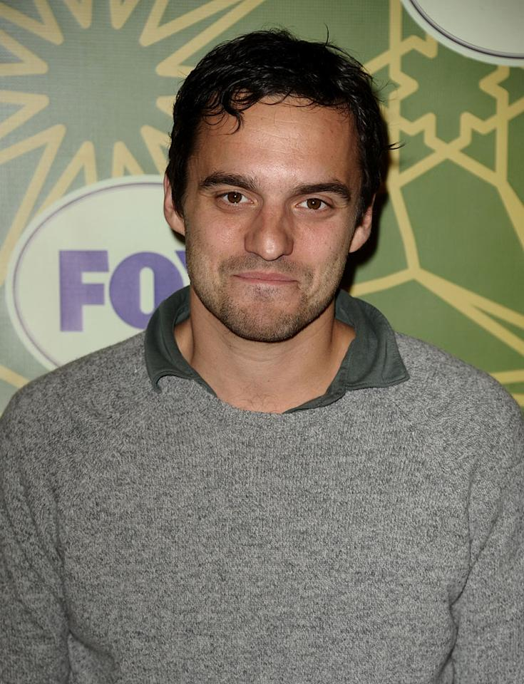 """<a href=""""/jake-johnson/contributor/554305"""">Jake M. Johnson</a> (""""<a href=""""/new-girl/show/47384"""">New Girl</a>"""") attends the 2012 Fox Winter TCA All-Star Party at Castle Green on January 8, 2012 in Pasadena, California."""