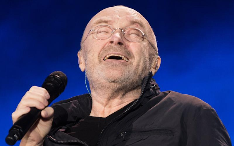 Phil Collins's tour this year marks a break from retirement - Redferns