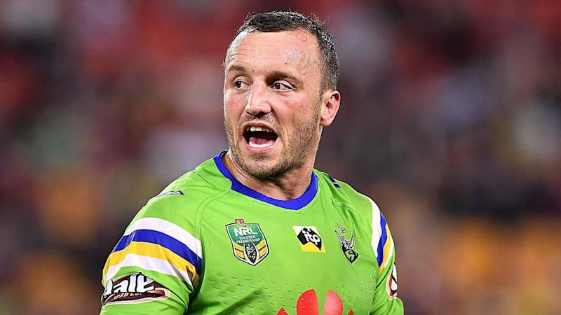 NRL BRONCOS RAIDERS