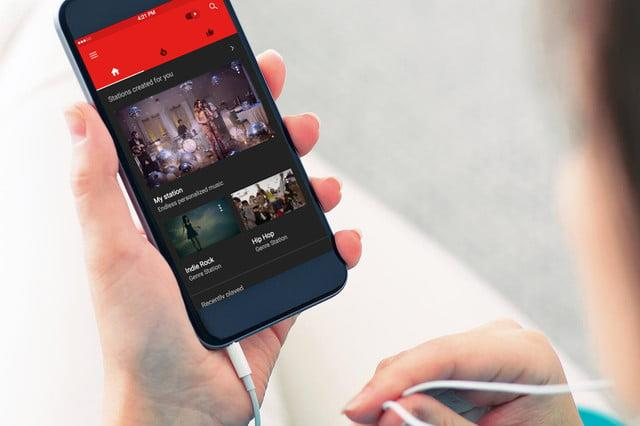 YouTube Music gains ability to download songs, albums, and playlists