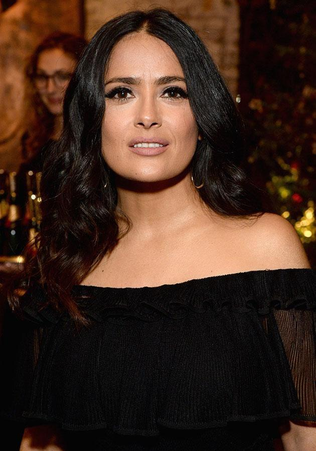 Salma revealed she suffered a nervous breakdown while filming. Source: Getty