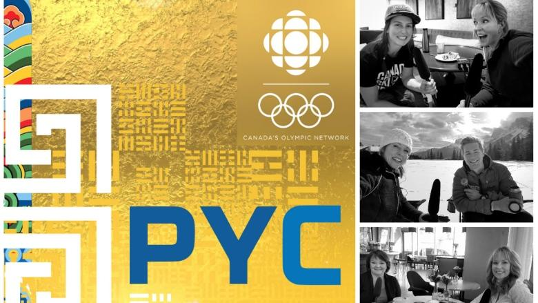 CBC Sports' Olympic podcast now available