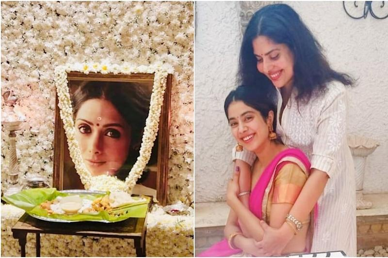 Sridevi Birth Anniversary: Best Moments of the Actress with Janhvi Kapoor