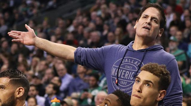 "<p>Dallas Mavericks owner Mark Cuban has been fined $600,000 by the NBA for comments on tanking. It is the largest fine he has ever received from the league.</p><p>""I'm probably not supposed to say this, but, like, I just had dinner with a bunch of our guys the other night, and here we are, you know, we weren't competing for the playoffs. I was like, 'Look, losing is our best option,'"" Cuban said on the Dr. J podcast with Hall of Famer Julius Irving.</p><p>""(Commissioner Adam Silver) would hate hearing that, but I at least sat down and I explained it to them,"" he added. ""And I explained what our plans were going to be this summer, that we're not going to tank again. This was, like, a year-and-a-half tanking, and that was too brutal for me. But being transparent, I think that's the key to being kind of a players owner and having stability.""</p><p>The Mavericks are 18–40 on the season, which is currently the third-worst record in the NBA. The team with the worst record at the end of the season has a 25% chance of landing the No. 1 overall pick at the NBA Draft lottery. Changes have been implemented after 2019 so that the percentage drops to 14%.</p>"
