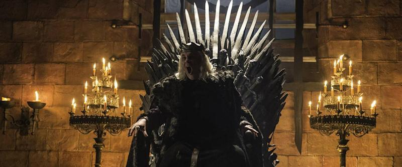David Rintoul as The Mad King in 'Game of Thrones' Season 6, Episode 6