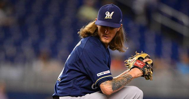 Josh Hader announced as finalist for National League Reliever of the Year award