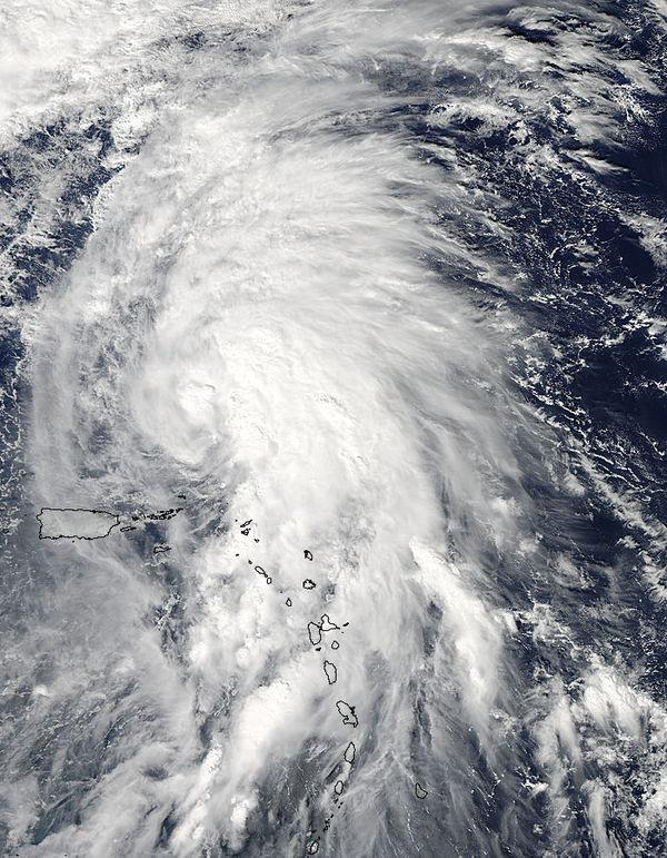 Tropical Storm Rafael Set to Become Atlantic's 9th Hurricane