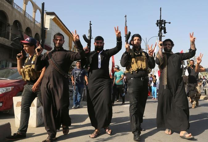 Four Found Dead in Baghdad as ISIS Moves Closer