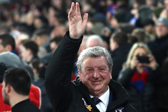 Roy Hodgson is all set to launch Crystal Palace's great escape bid, writes Danny Murphy
