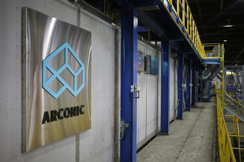 Arconic Plunges After Walking Away From Apollo's Buyout Offer