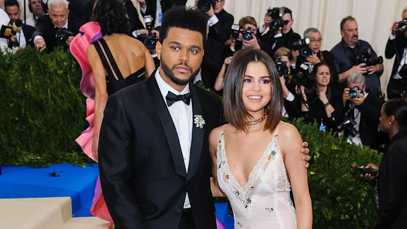 The Weeknd machte am Telefon mit Selena Gomez Schluss
