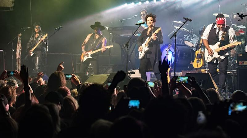Prince's Revolution Expand North American Tour
