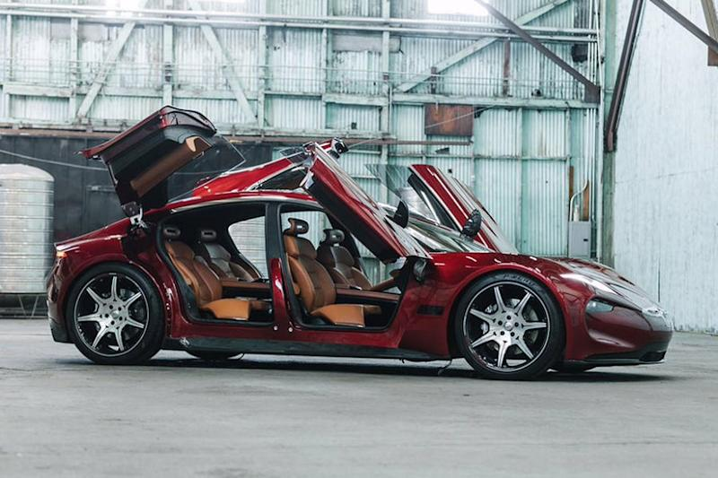 """Henrik Fisker has promised the new car to have 400-mile-plus range (650 kms), four butterfly doors, and a """"revolutionary"""" battery."""