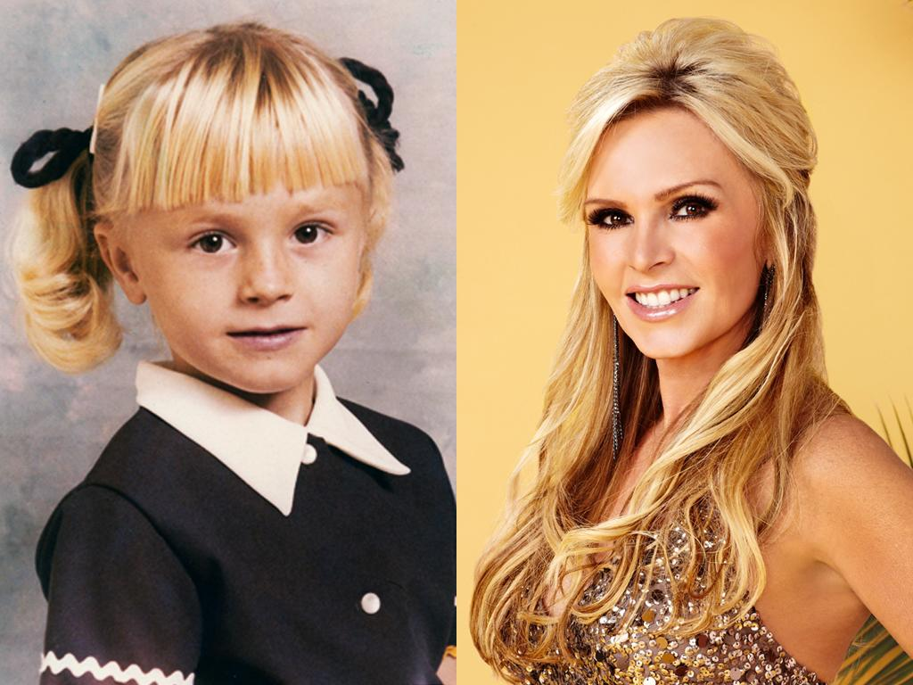 """<b>Tamra Barney (Orange County)</b><br><br>California girl Tamra Barney has always had that blond hair – although she's progressed from pigtails. After two failed marriages and four children, the real estate agent is loving life with her new boyfriend Eddie as she prepares her next business venture: opening a gym.<br><br><a target=""""_blank"""" href=""""http://www.bravotv.com/the-real-housewives-of-orange-county/season-6/photos/photo-diaries/before-they-were-housewives-tamra"""">More Photos of Tamra</a>"""