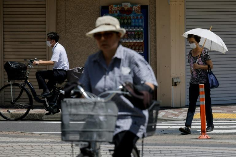 Tokyo is seeing a surge in coronavirus cases that has prompted a majority to oppose the Olympics