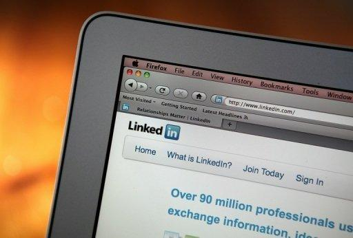 LinkedIn results give relief to social media