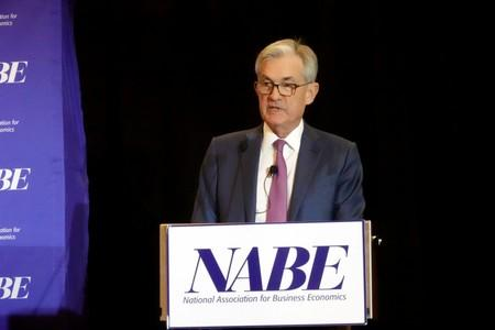 Fed's Powell says U.S. expansion is 'sustainable'