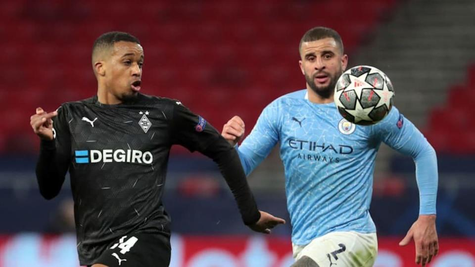 Manchester City v Borussia Moenchengladbach - UEFA Champions League Round Of 16 Leg Two   Miklos Szabo/Getty Images