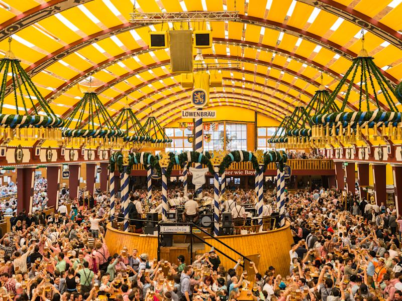 Germany Nixes Oktoberfest As Euro Cancellations Stretch Into The Fall: Coronavirus