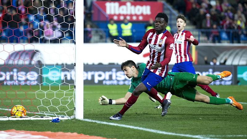 Partey signs Atletico Madrid renewal through to 2022