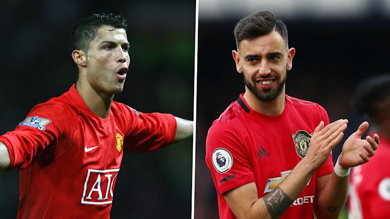 'Ronaldo is the most skilful player I've ever seen' – Fernandes salutes fellow Portuguese & 'amazing' qualities of Rashford