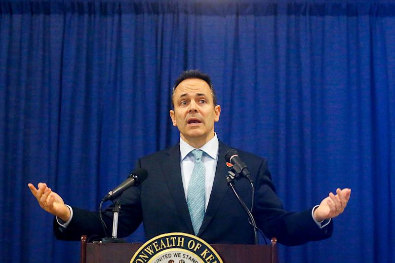 Ky. Governor Made Sure His 9 Kids Got Chickenpox 'on Purpose': They Were 'Miserable' but 'Turned Out Fine'