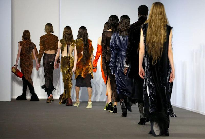 Watch the Acne Studios Runway Show Live