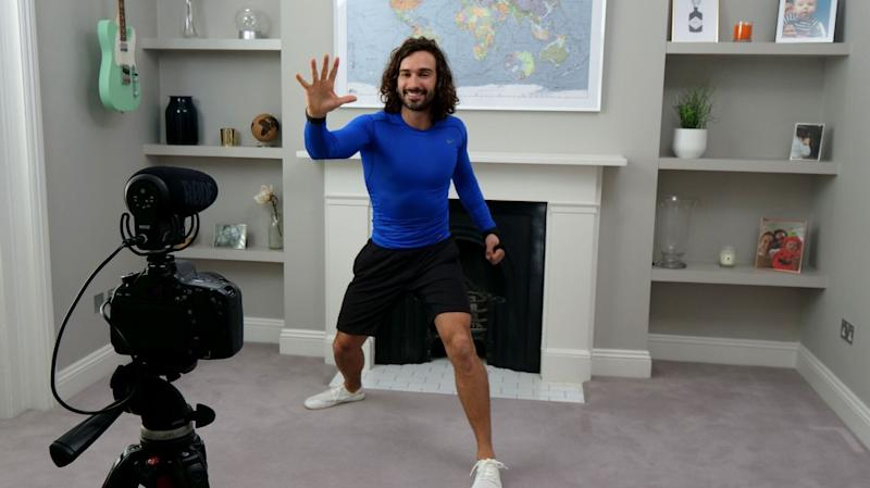 Joe Wicks (Photo: Getty)