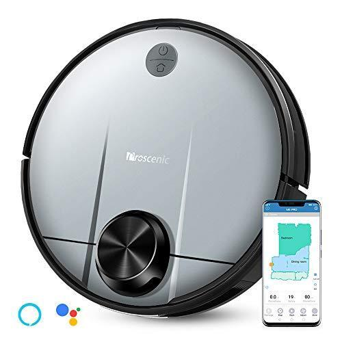 Proscenic M6 PRO Wi-Fi Connected Robot Vacuum Cleaner and Mop, Alexa & Google Home & App Contro…