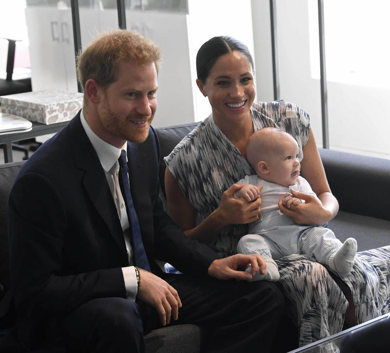 SEPTEMBER 8th 2020: Prince Harry and Meghan Markle have repaid $3.2 million (2.4 million pounds) in British taxpayers' money that was used to renovate Frogmore Cottage - their home in the United Kingdom. The repayment was agreed to in the terms of the relinquishing of their roles as senior members of the royal family earlier in 2020. - File Photo by: zz/KGC-178/STAR MAX/IPx 2019 9/25/19 Prince Harry The Duke of Sussex and Meghan The Duchess of Sussex and their son Archie visit Cape Town, South Africa.